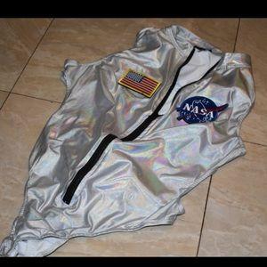Home Made Astronaut Costume